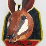 Wallaby, masque