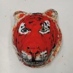 Tigre, masque