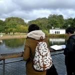 Lyon : Carnet de voyage - parc de la Tête d'Or