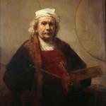 autoportrait rembrandt
